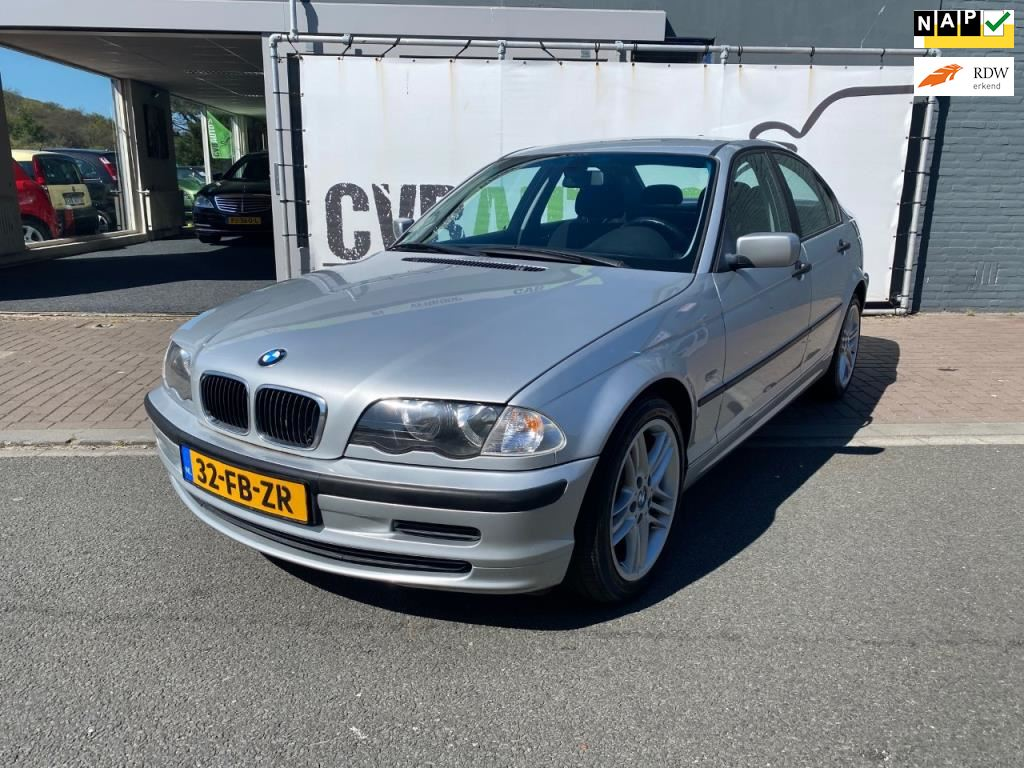 BMW 3-serie occasion - CVB Auto's