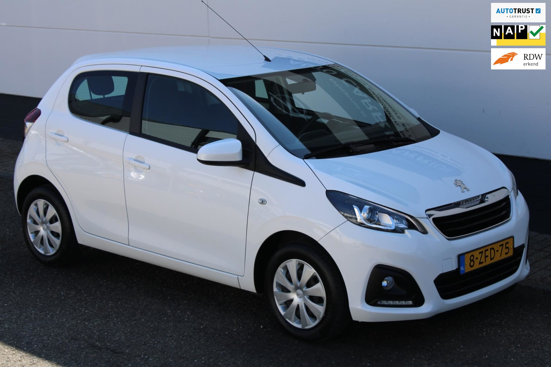 Peugeot 108 occasion - CARRION
