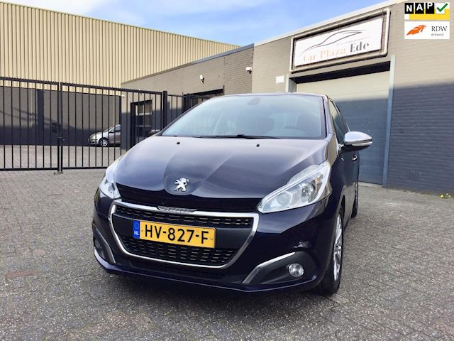 Peugeot 208 1.6 BlueHDi Blue Lease Executive Clima Cruise Navi LM-Wielen PDC APK NAP.