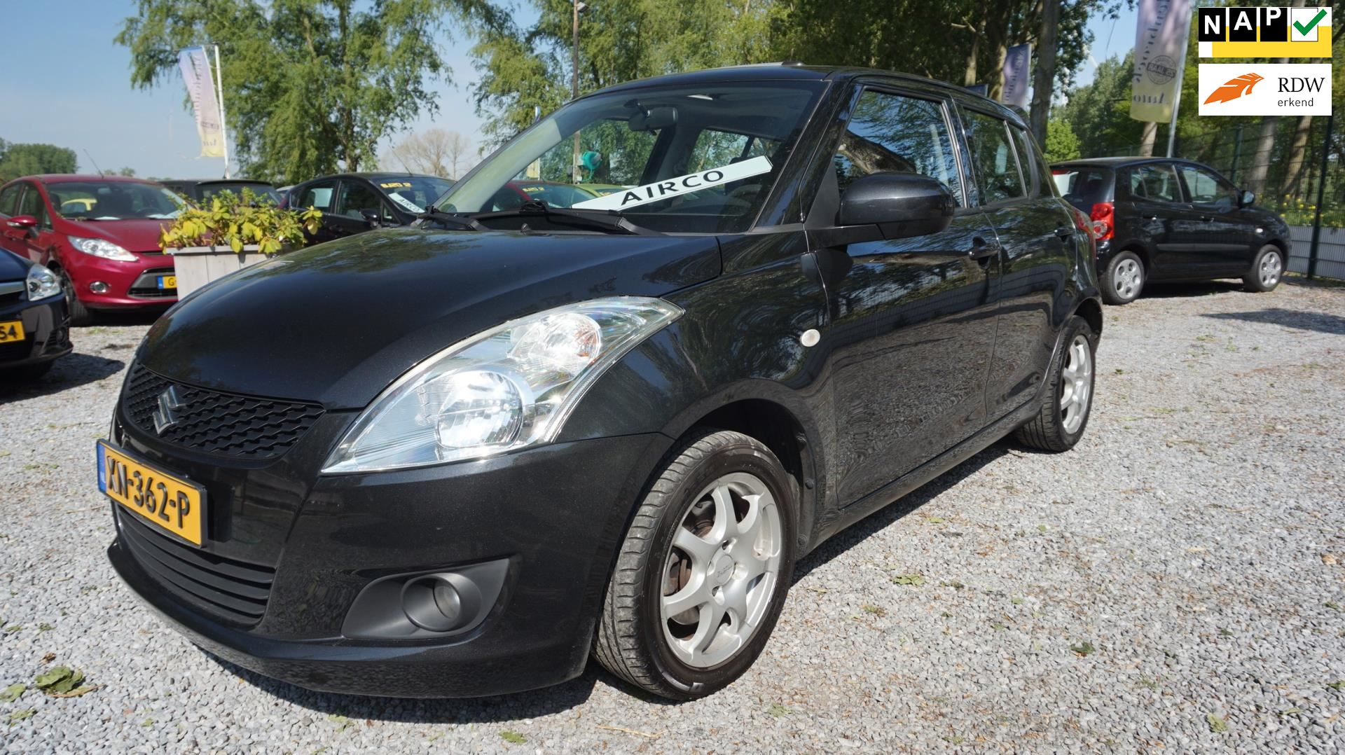 Suzuki Swift occasion - Ferry Meulenbroek Auto's