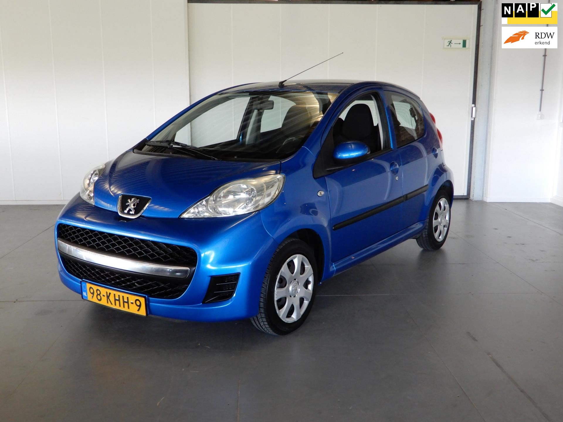Peugeot 107 occasion - Autohuis Oosterhout