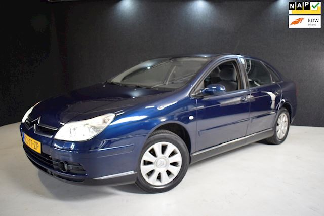 Citroen C5 2.2 HDIF Exclusive 2007