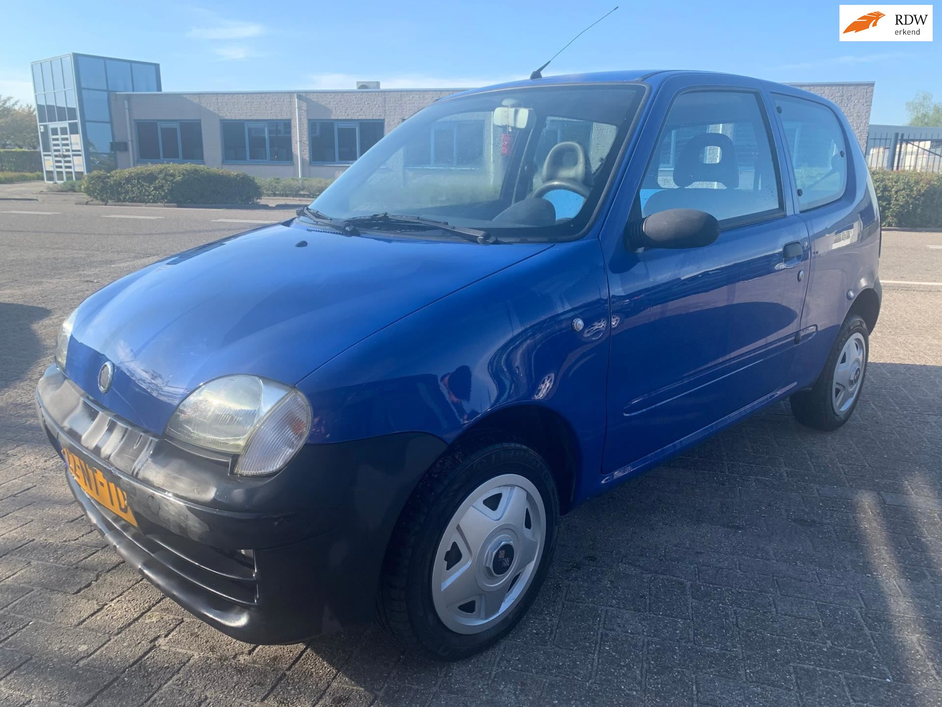 Fiat Seicento occasion - LuCars