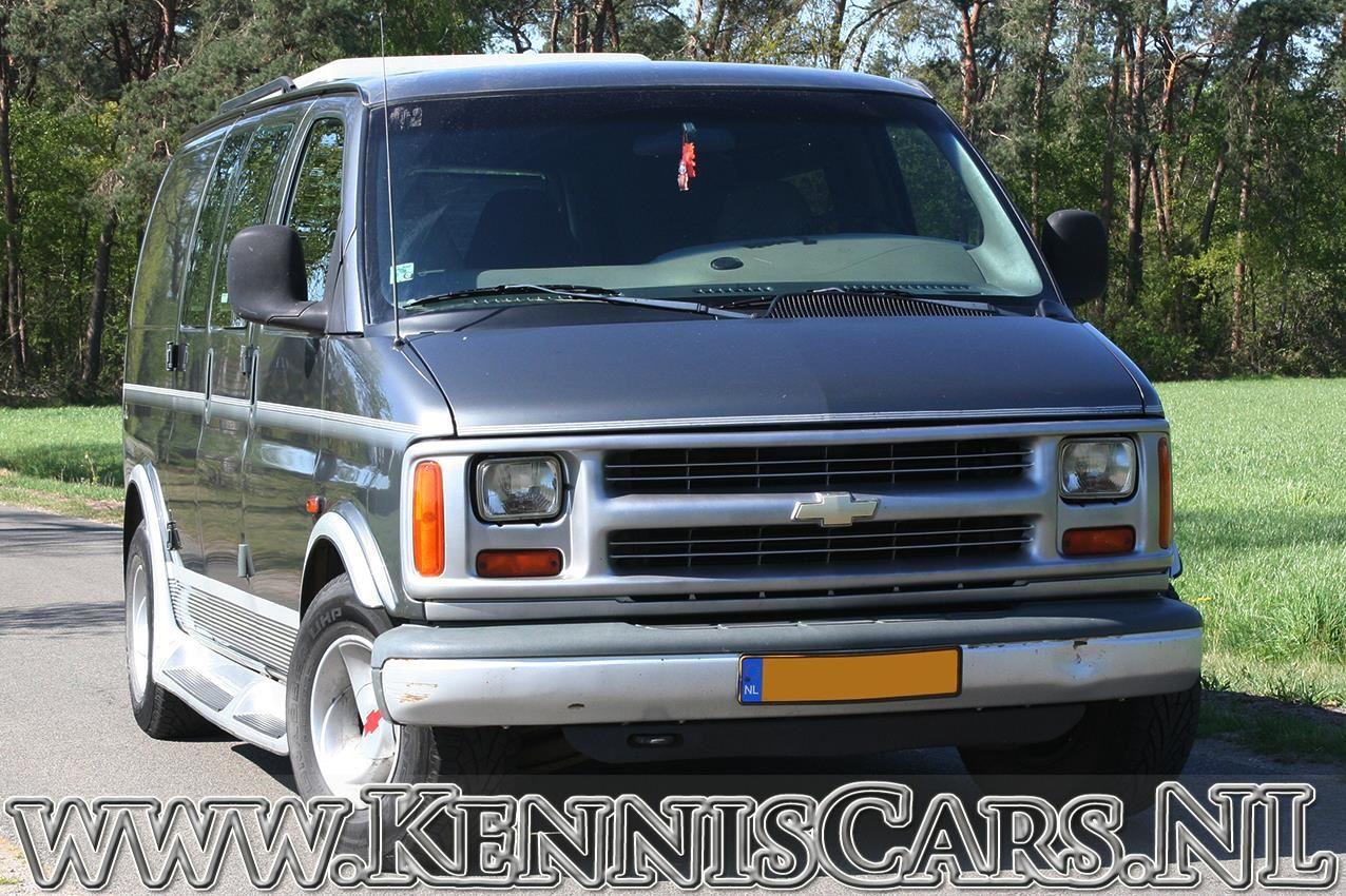 Chevrolet 2000 VAN Camper occasion - KennisCars.nl