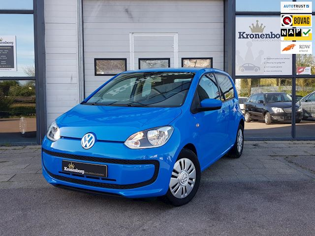 Volkswagen Up! 1.0 move up! BlueMotion Nieuwstaat|Navi|APK|NAP