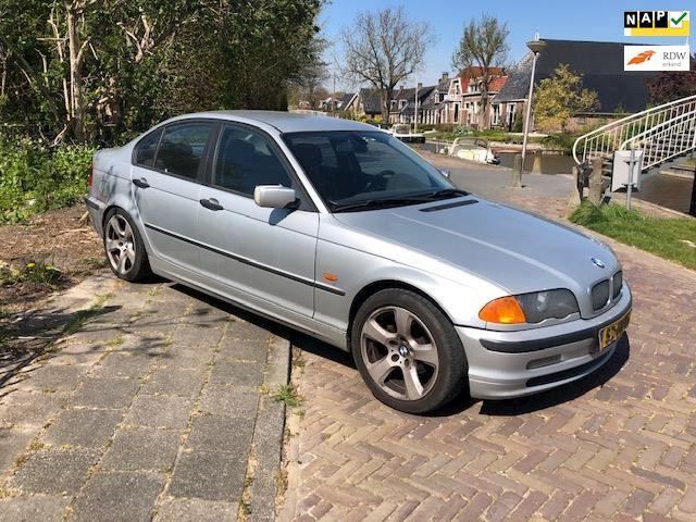 BMW 3-serie 320d Executive .. Apk 09-03-2021