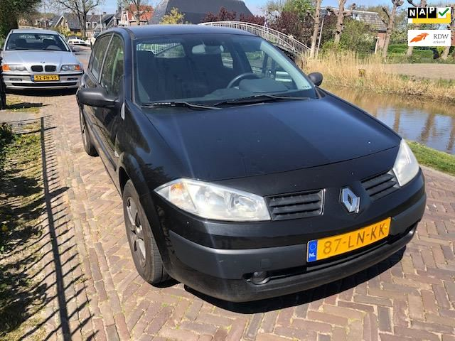 Renault Mégane occasion - Autohandel Steneker