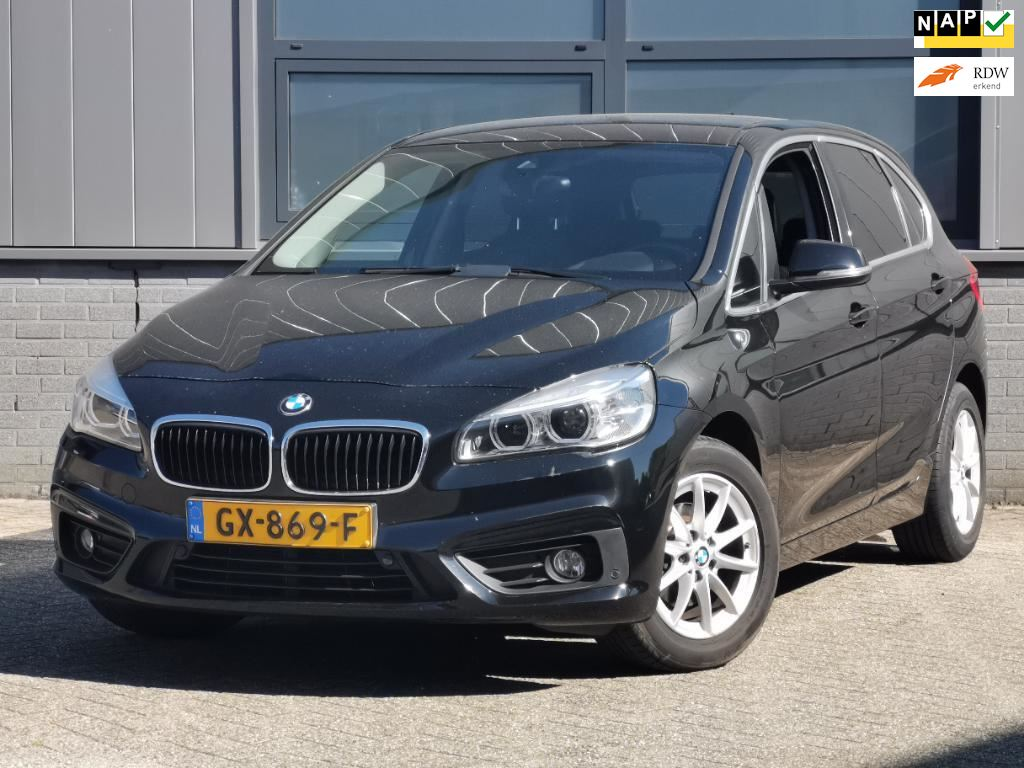 BMW 2-serie Active Tourer occasion - Mobility Service