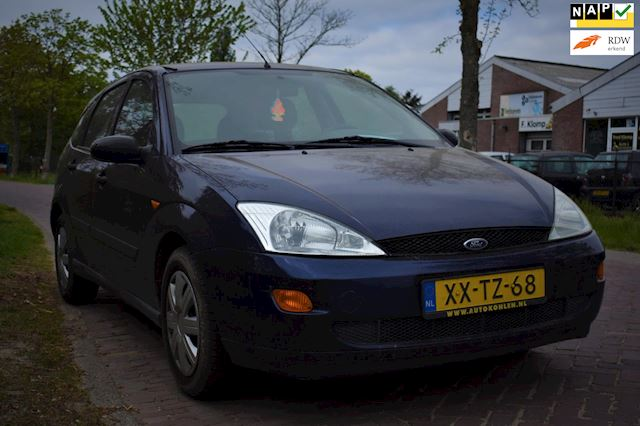 Ford Focus occasion - F. Klomp Auto's