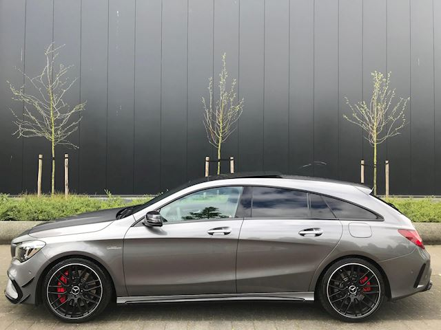Mercedes-Benz CLA-klasse Shooting Brake occasion - EHD Automotive