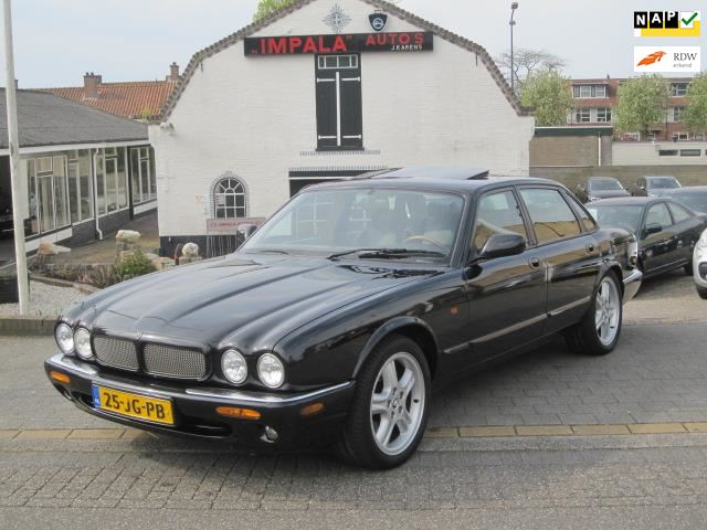 Jaguar XJR occasion - Impala Automotive
