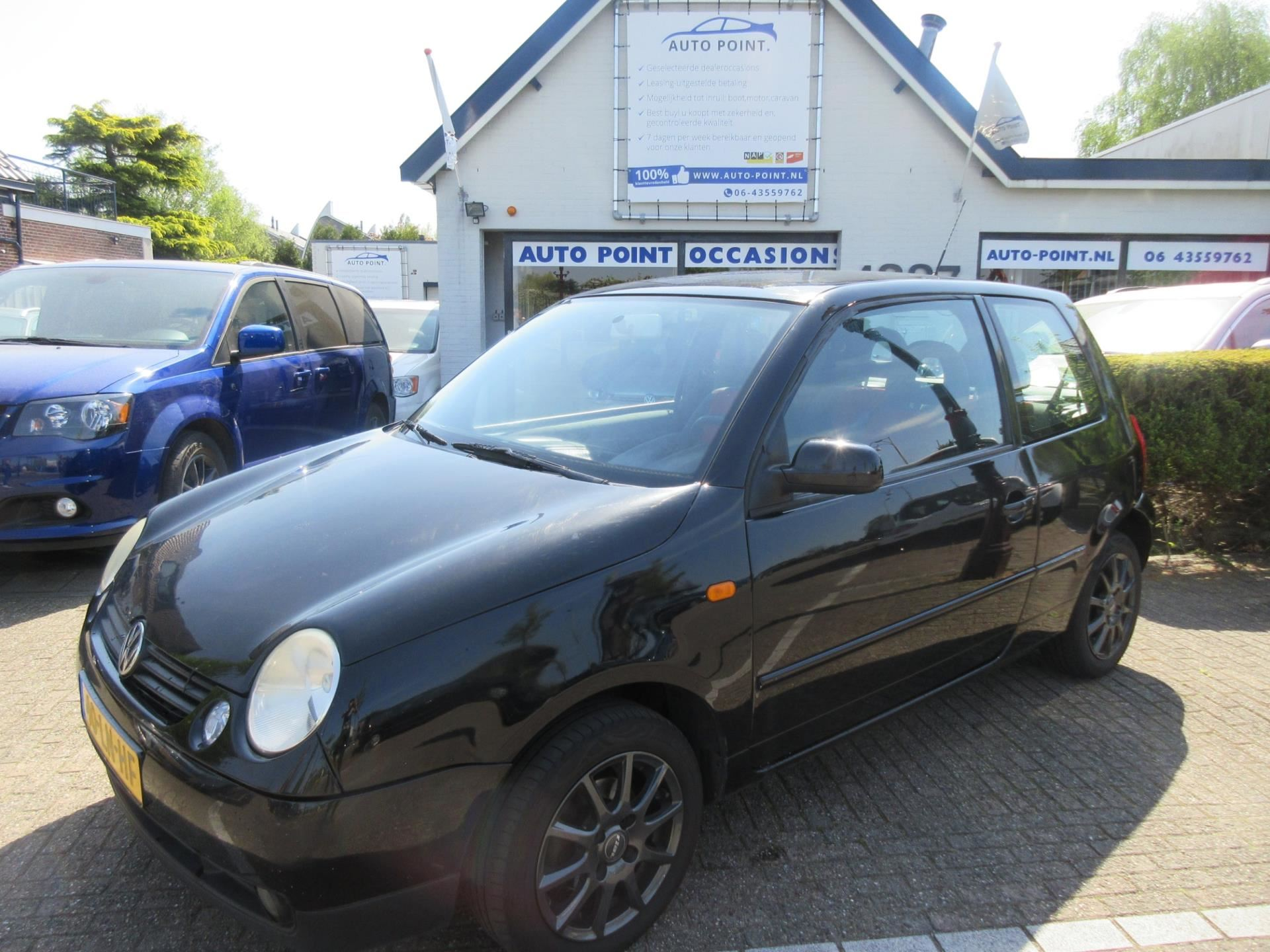 Volkswagen Lupo occasion - Auto Point