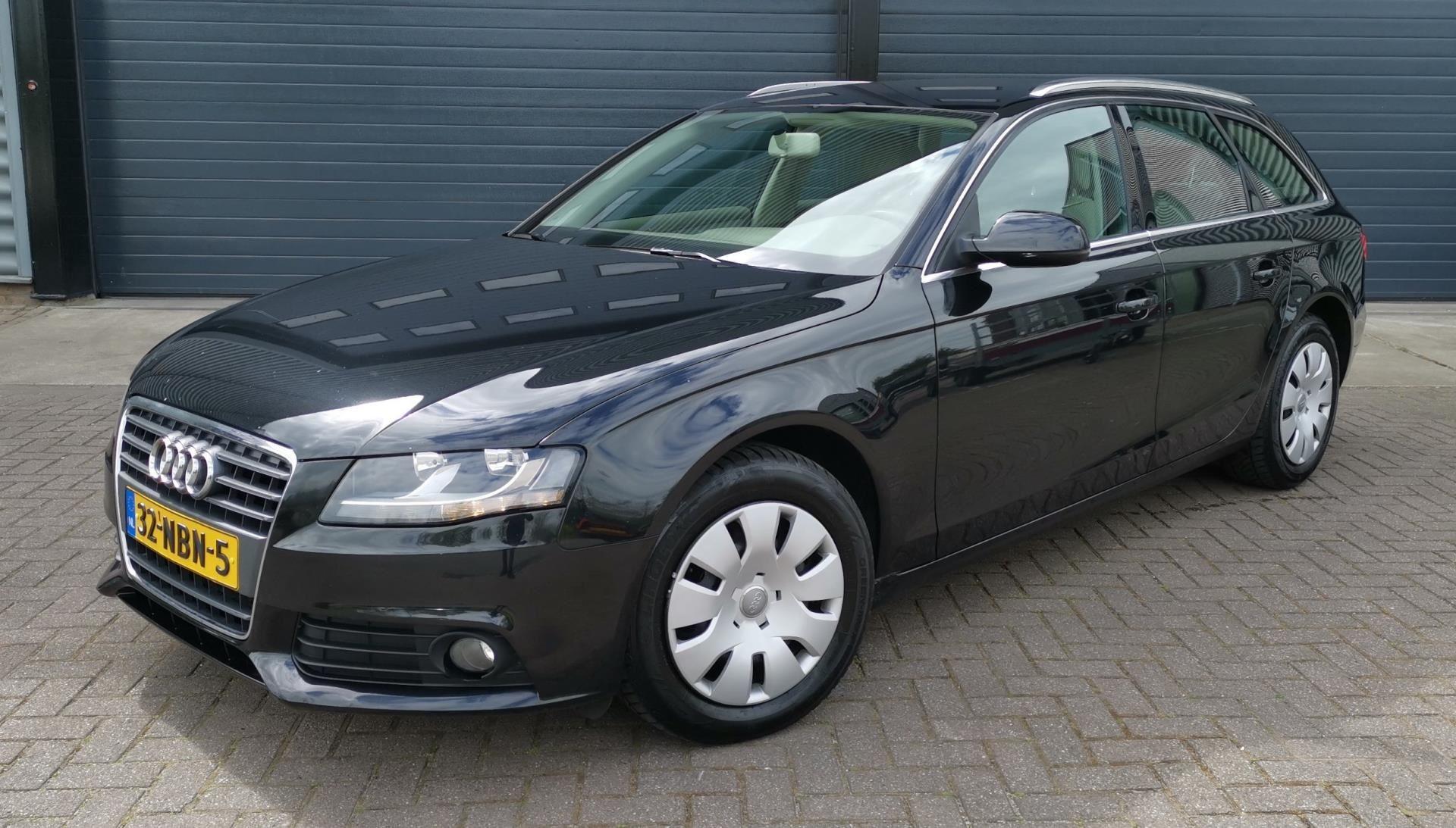 Audi A4 Avant occasion - Car Trade Nass