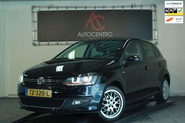 Volkswagen Polo 1.2-12V Comfortline PDC / CRUISE / CLIMA / STOELVERWARMING / LED-Verlichting