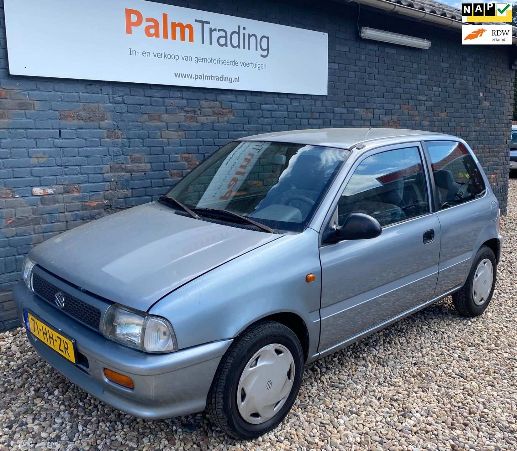 Suzuki Alto occasion - Palm Trading