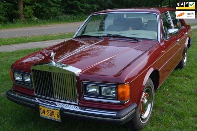 Rolls-Royce Silver Spirit 6.8 Als nieuw