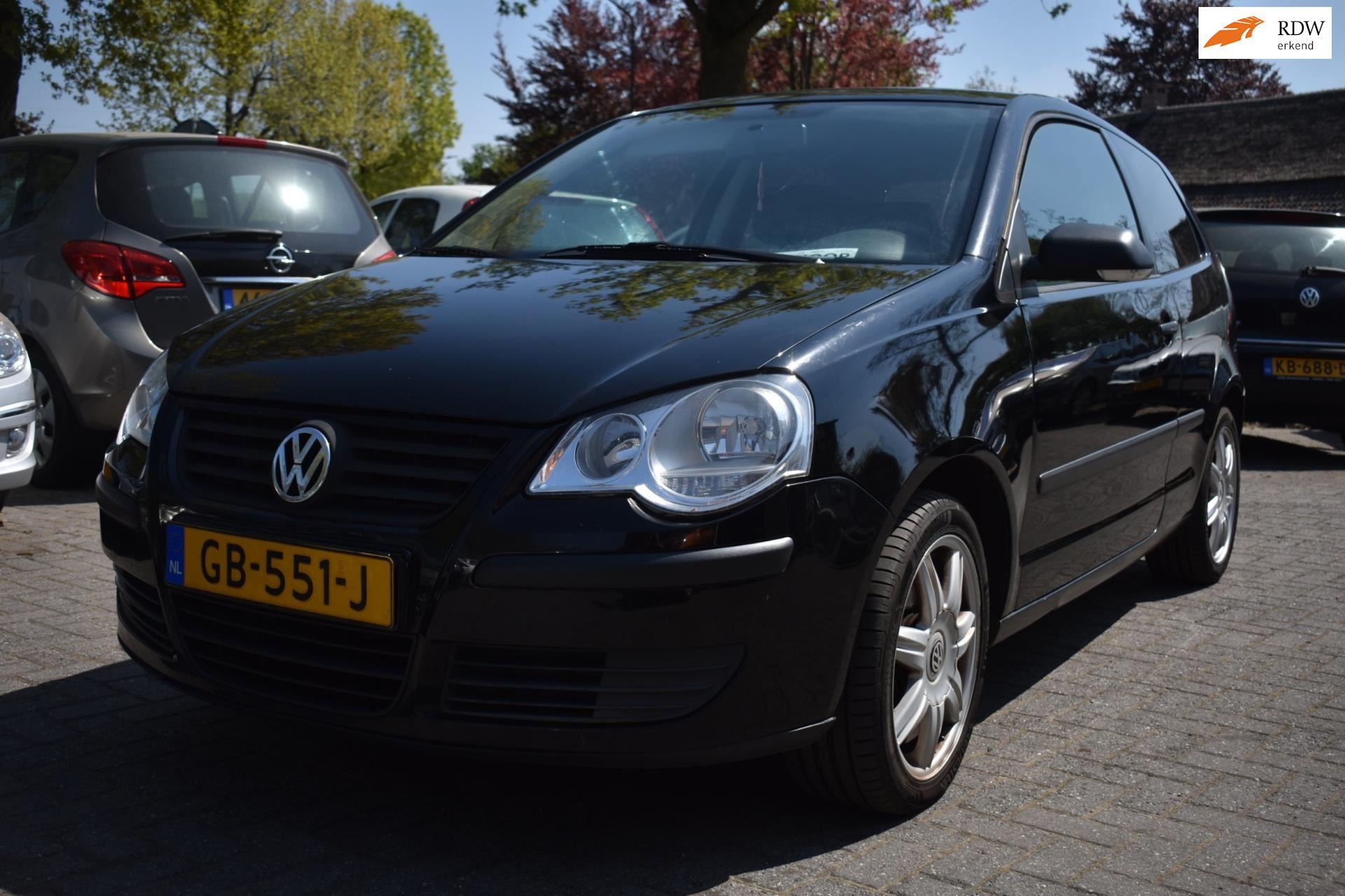 Volkswagen Polo occasion - F. Klomp Auto's