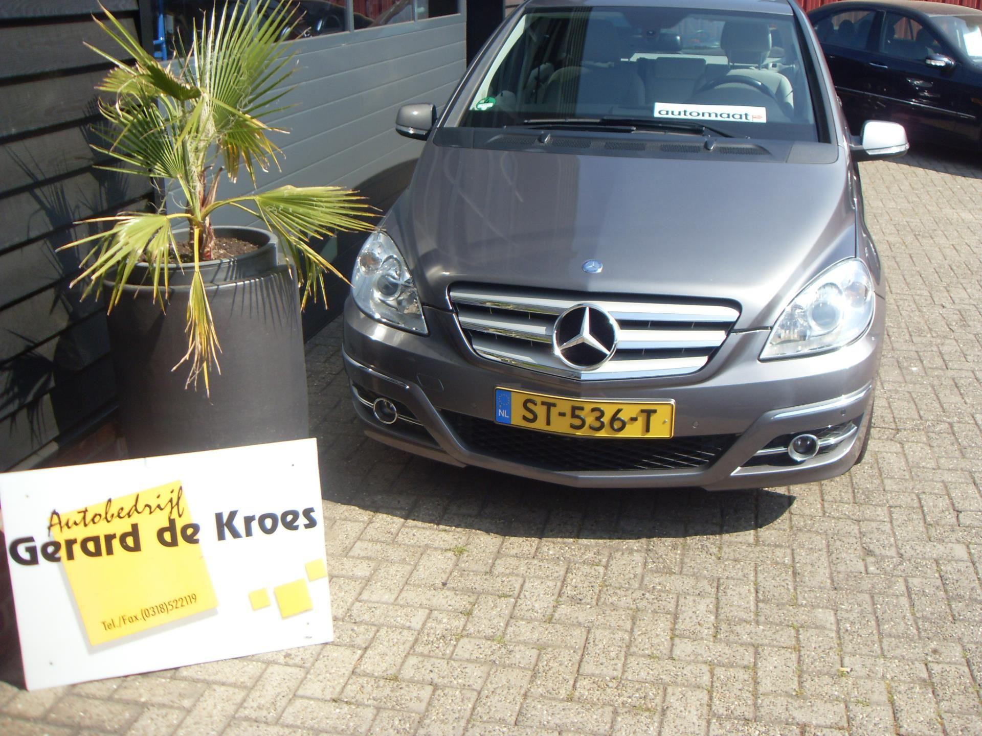 Mercedes-Benz B-klasse occasion - Autobedrijf Gerard de Kroes