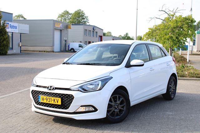 Hyundai I20 1.2 HP i-Motion l AIRCO l STOELVERW l LMV