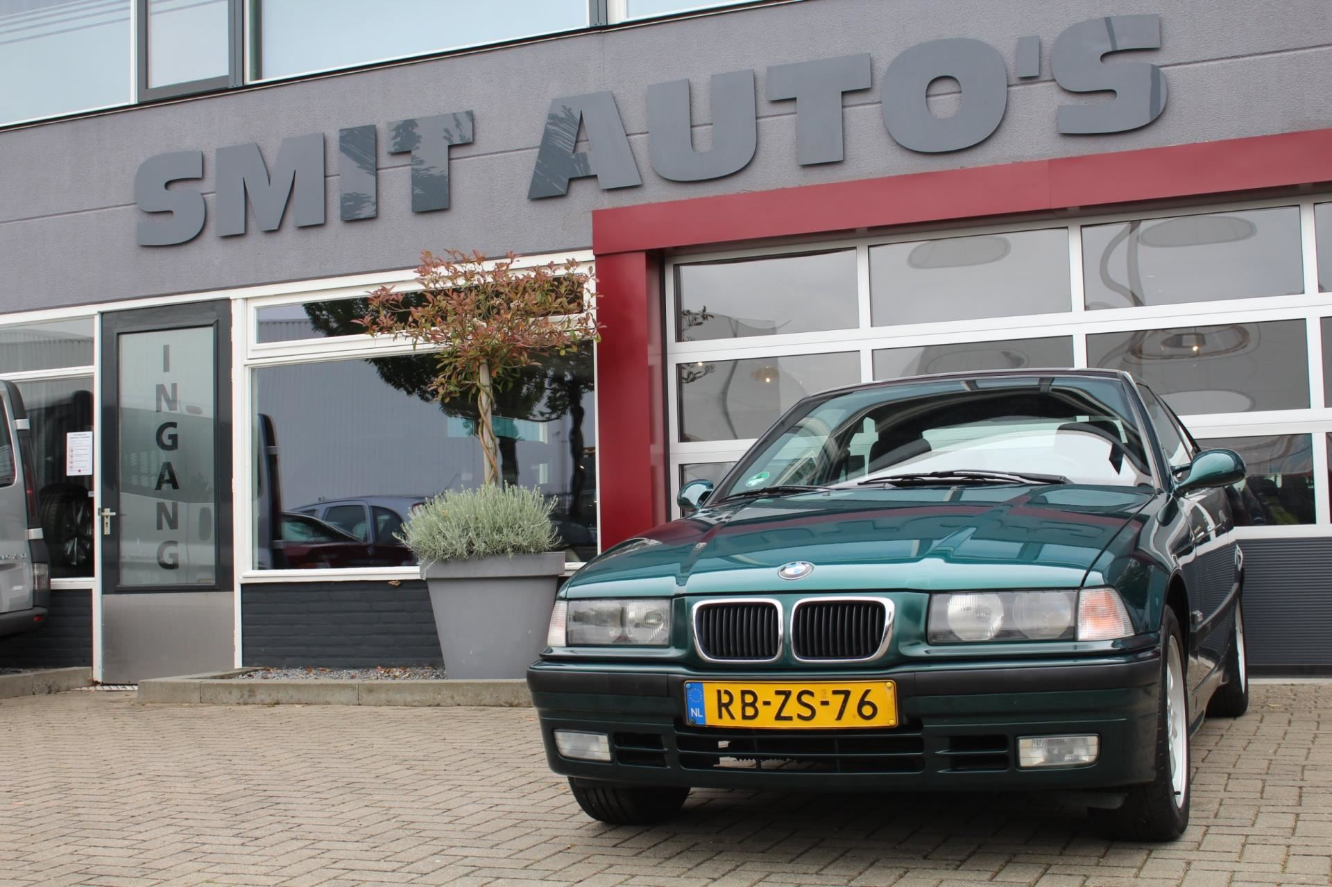 BMW 3-serie Compact occasion - Smit Auto's