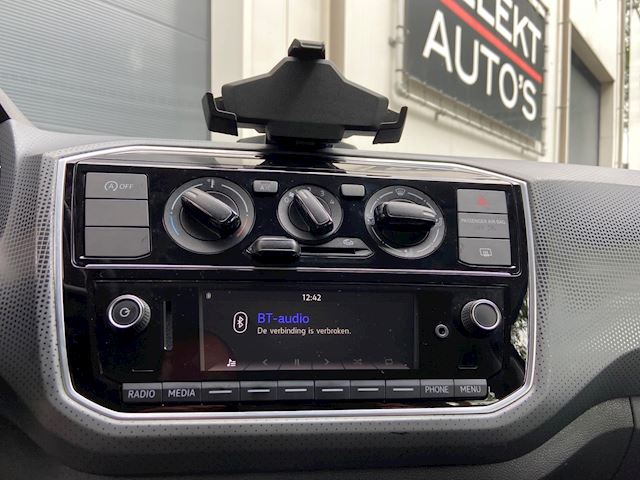 Volkswagen Up! 1.0 BMT high up! Bluetooth/5-Deurs/Airco/Cruise/Led/MF Stuur/Boordcomputer/Apk 03-2023