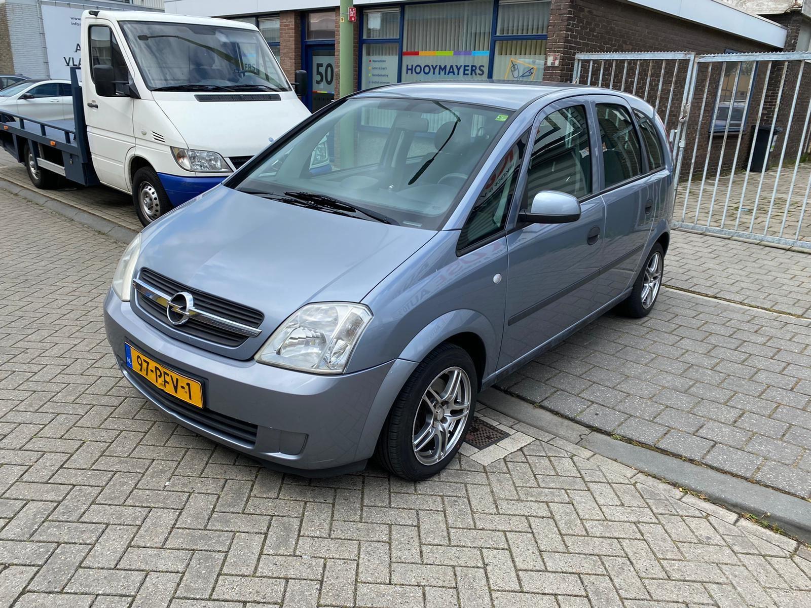Opel Meriva occasion - Kose Auto's