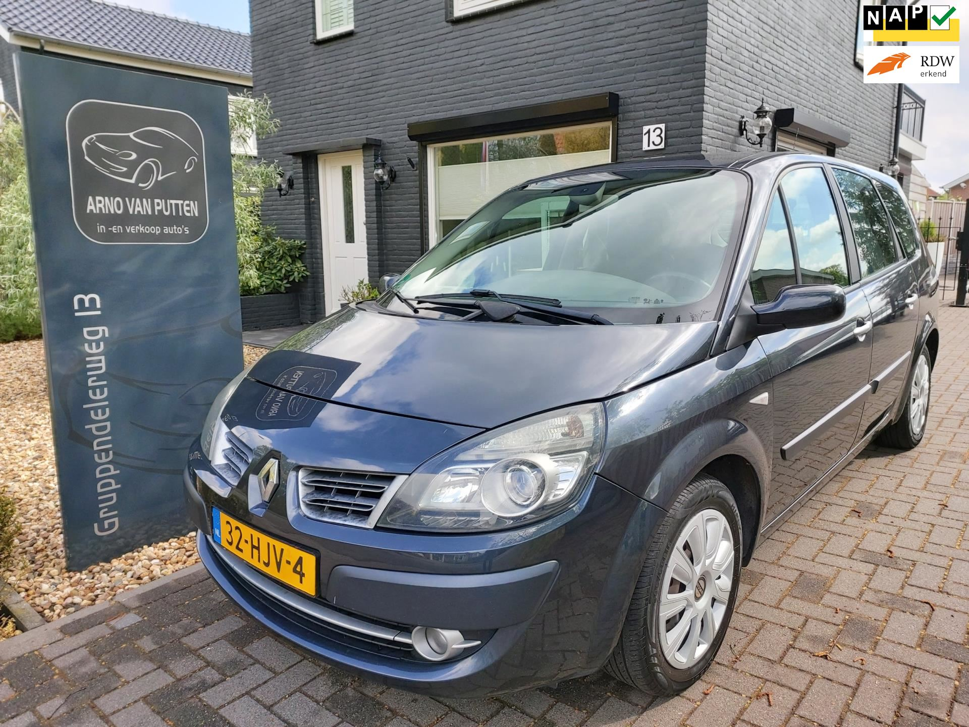 Renault Grand Scénic occasion - Arno van Putten auto's