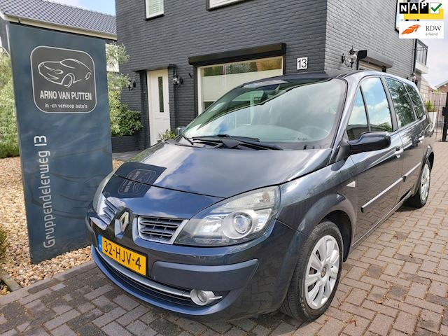 Renault Grand Scénic 2.0-16V Business Line  7 persoons LPG G3