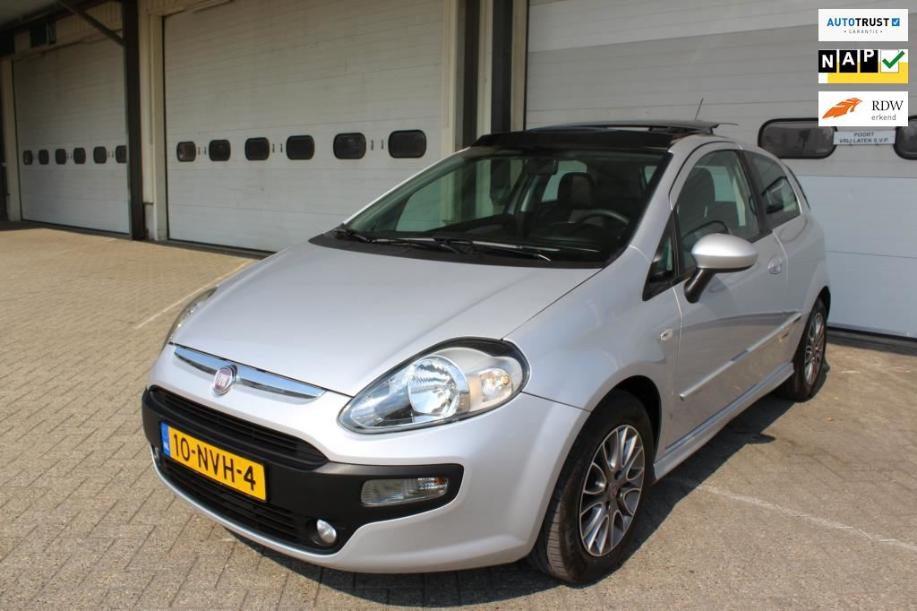 Fiat Punto Evo occasion - DAAN Automotive