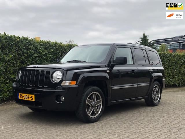 Jeep Patriot occasion - YoungTimersHolland