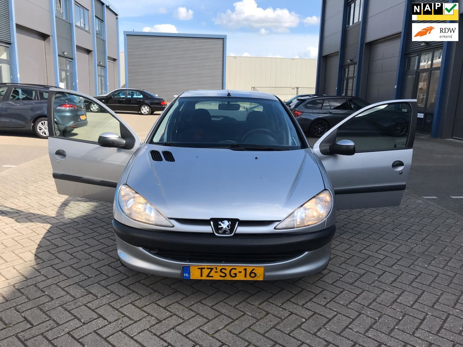 Peugeot 206 occasion - Ideaal Auto's