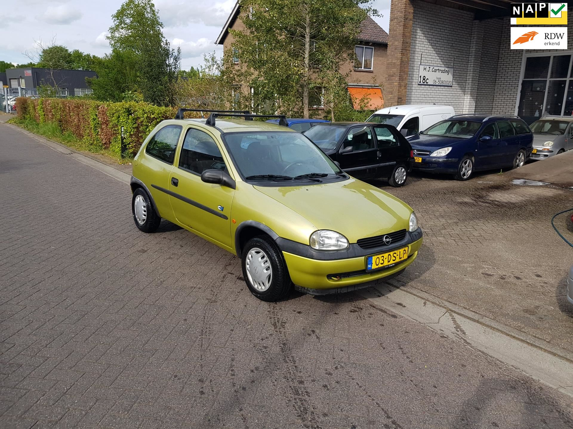 Opel Corsa occasion - H.J. Cartrading