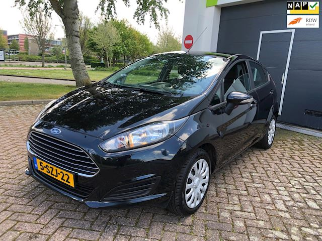 Ford Fiesta occasion - Westland Occasion