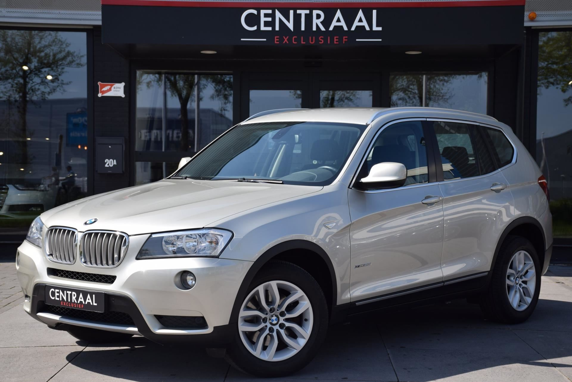 BMW X3 occasion - Centraal Exclusief B.V.