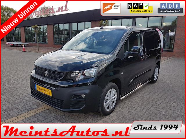 Peugeot Partner 1.5 BlueHDI NEW Asphalt EAT8 FULL OPTION !!! 1025Kg 2x Schuifdeur