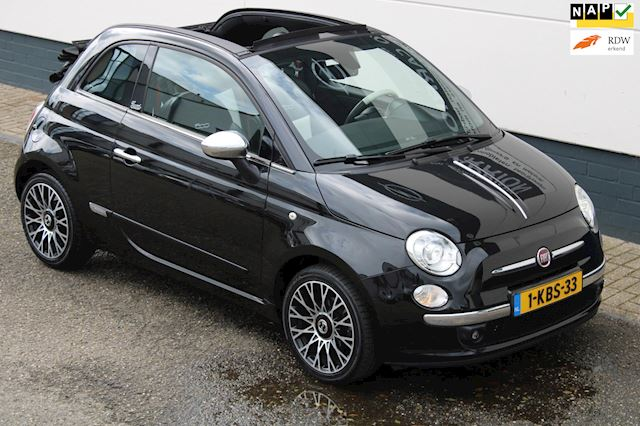 Fiat 500 C Cabriolet by Gucci Ooohh Lala !!! Bellissima !!!
