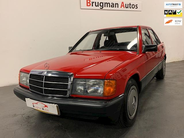 Mercedes-Benz 190-serie occasion - Brugman Auto's