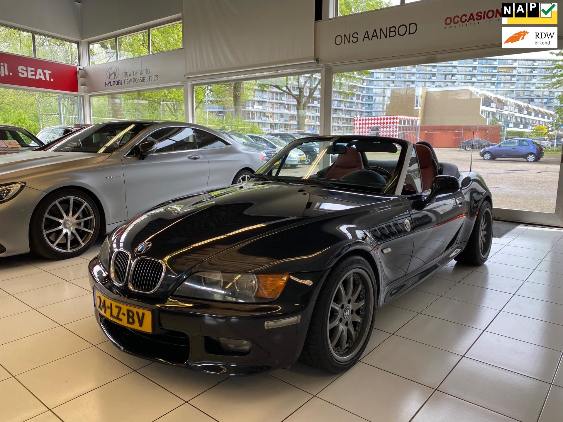 BMW Z3 Roadster occasion - Senna Cars