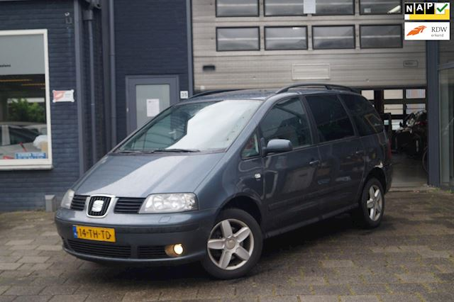 Seat Alhambra 1.9 TDI Reference / Clima / Cruise / PDC