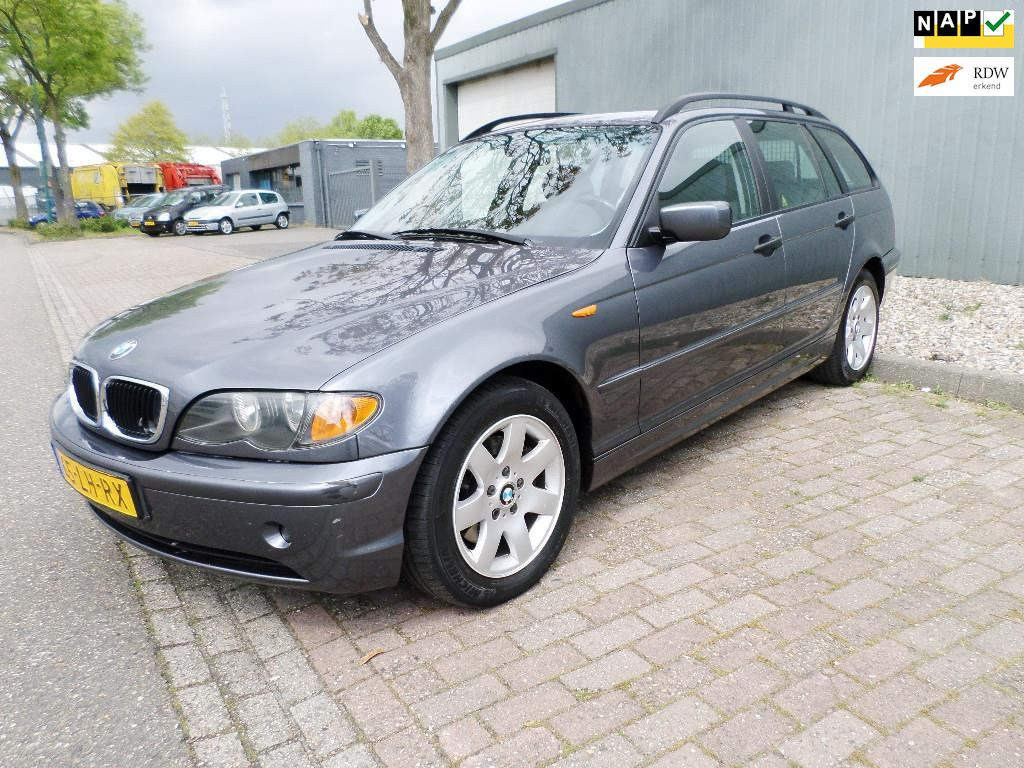 BMW 3-serie Touring occasion - Robben Trading Sales