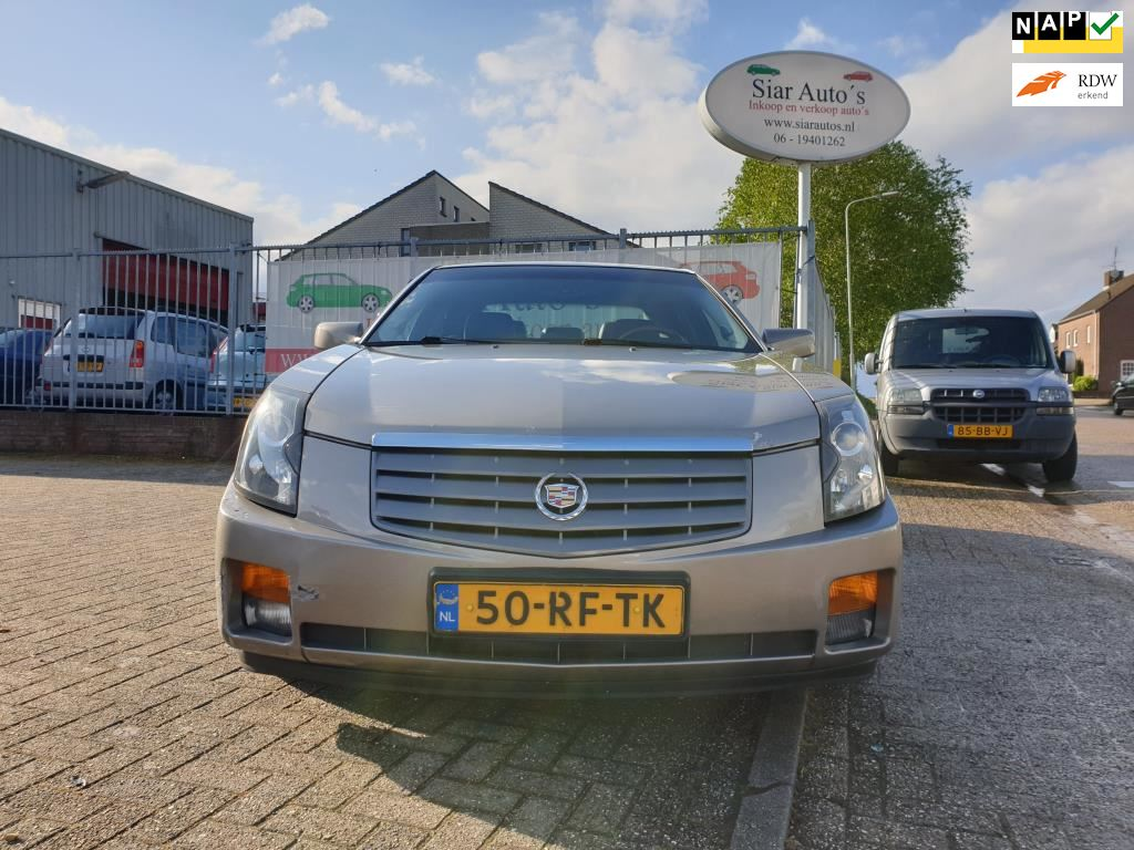 Cadillac CTS occasion - Siar Auto's
