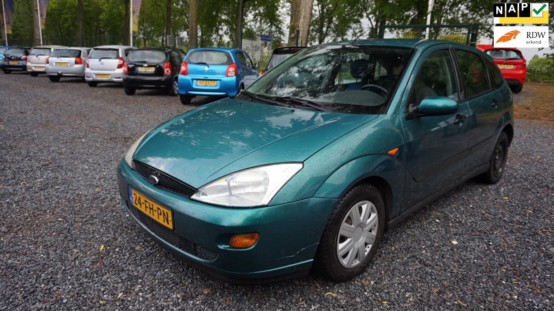 Ford Focus occasion - Ferry Meulenbroek Auto's