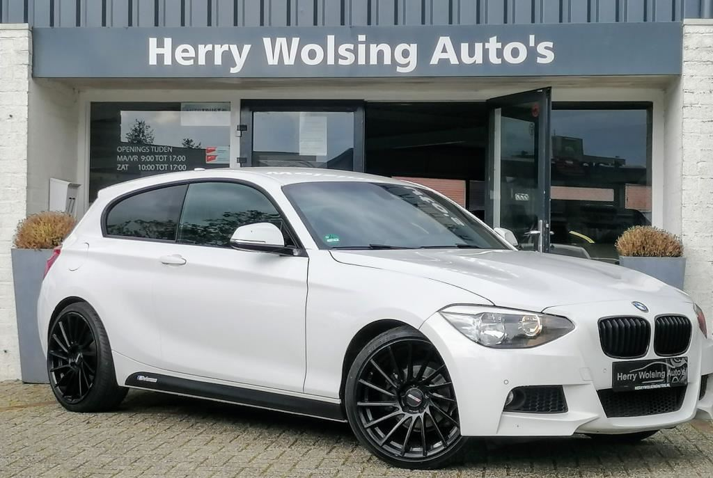 BMW 1-serie occasion - Herry Wolsing Auto's