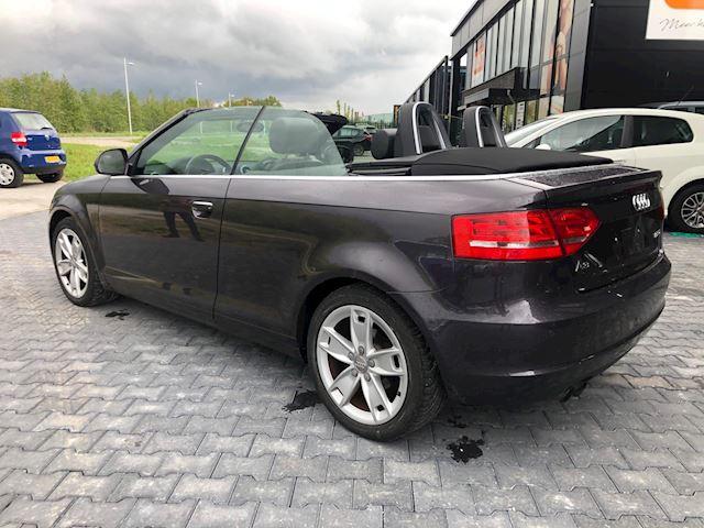 Audi A3 Cabriolet 1.9 TDI Attraction Pro Line # leder, clima, uniek nette auto!!#