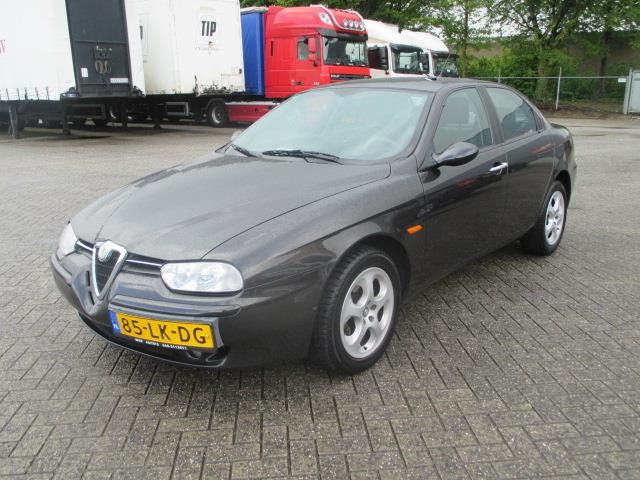 Alfa Romeo 156 occasion - WSR Transport