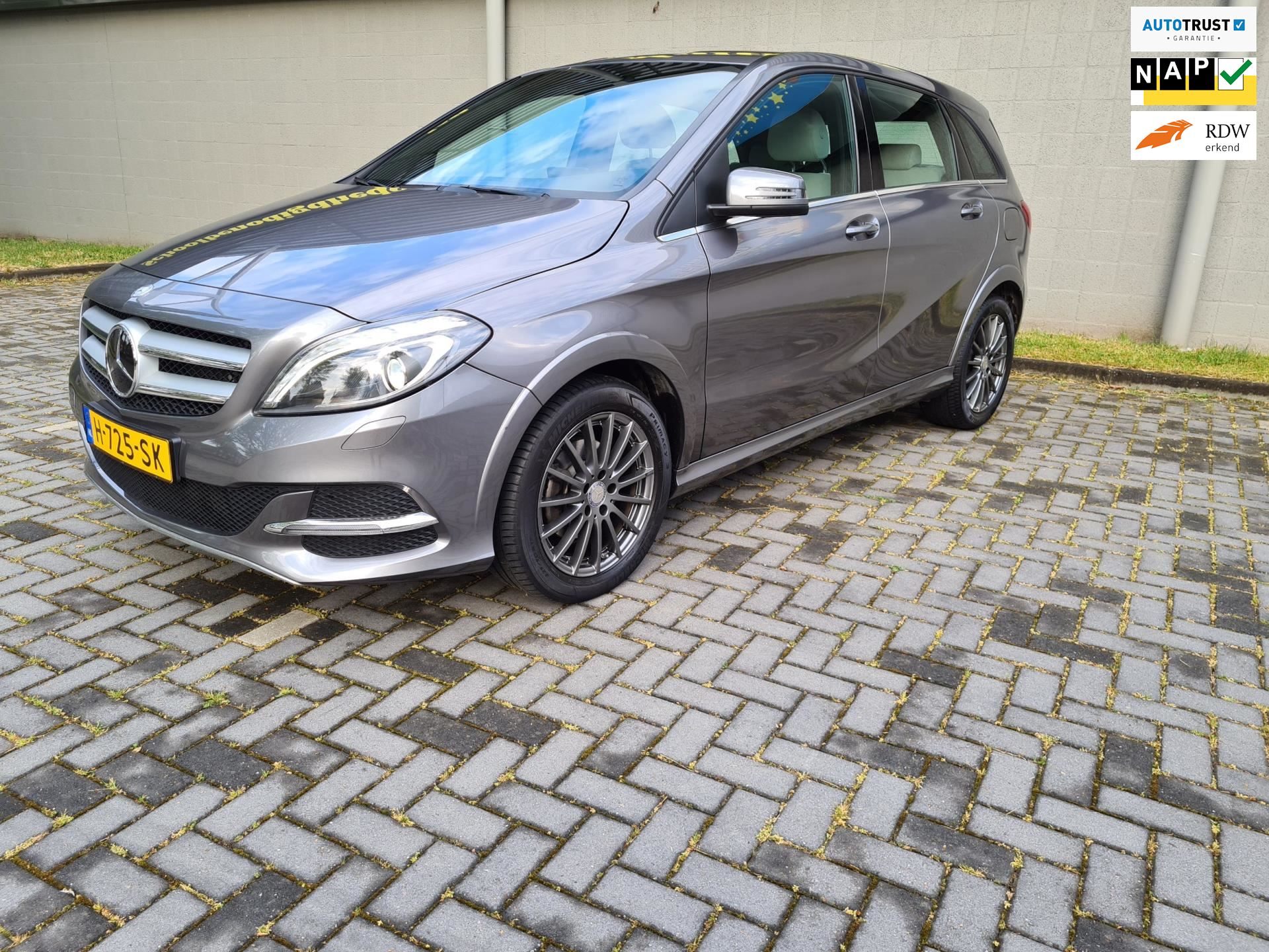Mercedes-Benz B-klasse occasion - Auto Arends