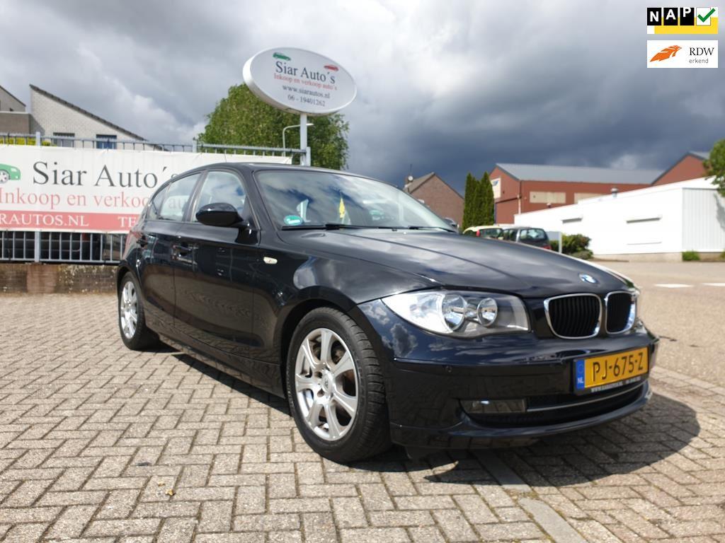 BMW 1-serie occasion - Siar Auto's