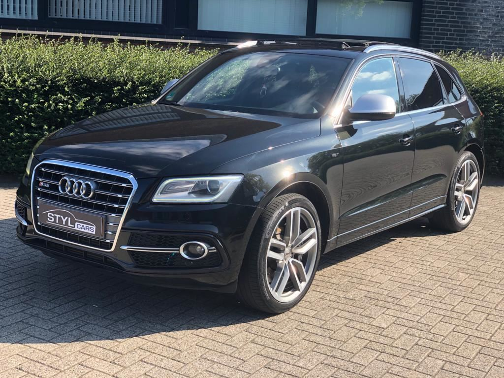 Audi Q5 occasion - Styl Cars