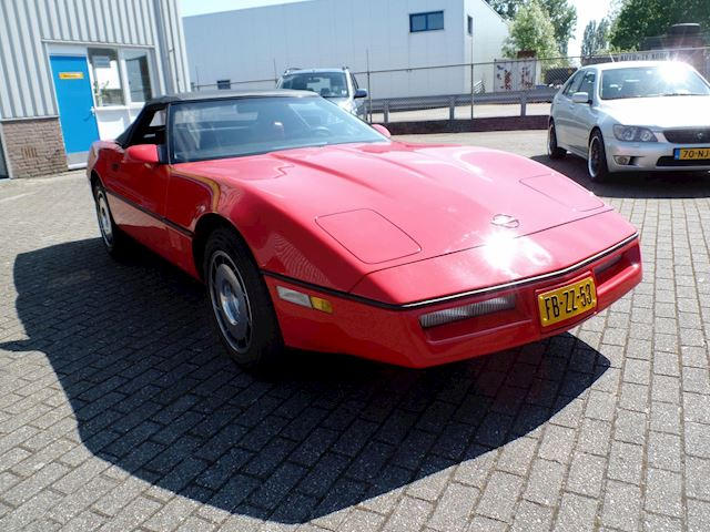 Chevrolet CORVETTE CONVERTIBLE K6
