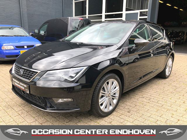 Seat Leon 1.5 TSI Xcellence Business Intense dsg/led/virtual/key-less/beats audio/nieuwstaat!!!